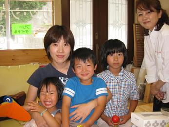 独立したスペースが持てるようになり、家族の時間が持てるようになりました。